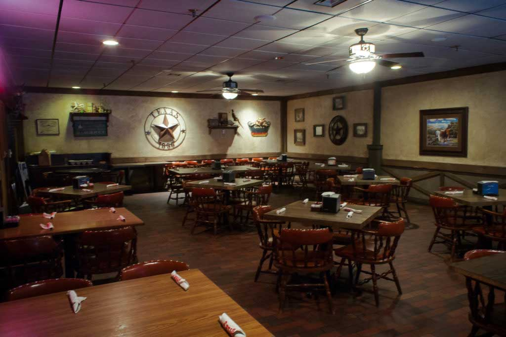 Dyer's BBQ Meeting Room
