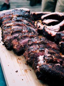 pork ribs Memphis bbq style