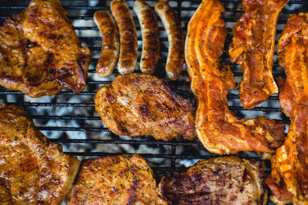 ribs steak meat